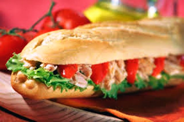 [PD] Menu - 0007. Sandwich de atun