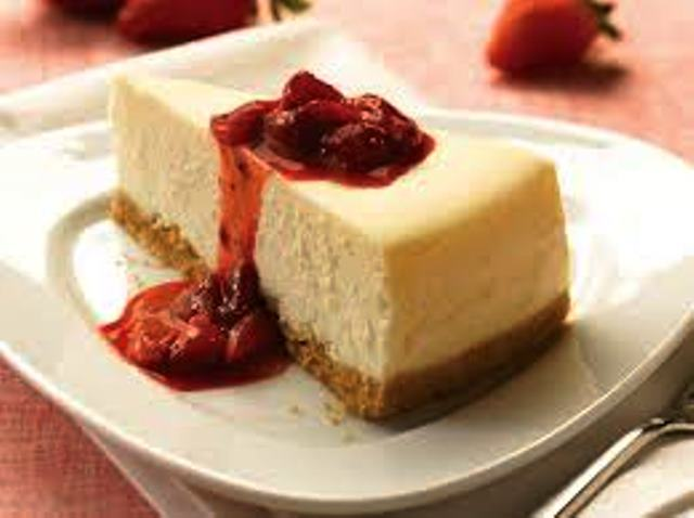 [PD] Menu - 0057. Cheesecake